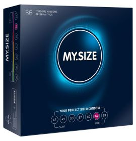 My.Size Condoms 64mm (36 Pack)