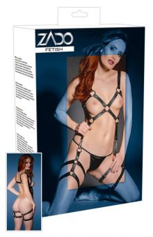 Zado Leather Harness
