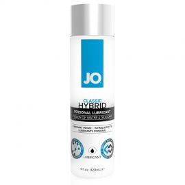 System Jo Classic Hybrid Water & Silicone Toy Safe Lubricant (120ml)