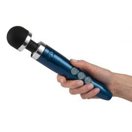 Doxy Mini Rechargeable Die Cast Wand (Blue Flame)