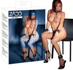 Zado Hardcore Collar, Wrist & Ankle Restraint