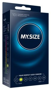 My.Size Condoms 49mm (10 Pack)