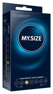 My.Size Condoms 53mm (10 Pack)