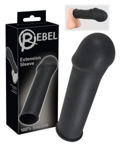 Rebel Silicone Sleeve Extender