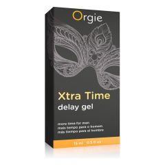 Orgie! Xtra Time Delay Gel for Men 15 ml