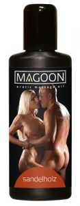 Magoon Sandalwood massage oil 100 ml