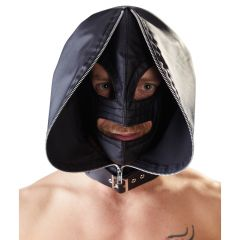 Isolation Fetish Hooded Mask