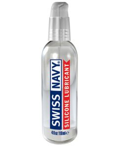 Swiss Navy Lube Silicone 120ml