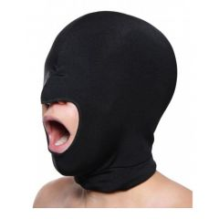 Master Series Blow Hole Open Mouth Spandex Hood