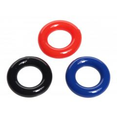 Beginners Stretchy Cock Ring (3 Pack)