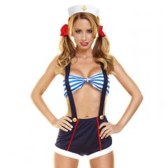Hustler No.13 Sailor Girl Uniform