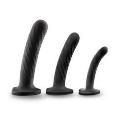 Temptasia Twist Beginners Silicone Dildo Kit - Set of Three