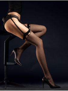 Fiore BURLESQUE 30 DEN (Size 2) Fishnet Stockings