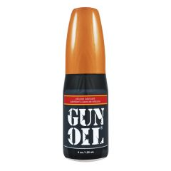 Gun Oil Silicone Lubricant (120ml)
