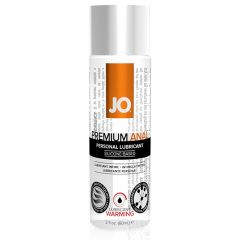System Jo Anal Silicone Lubricant Warming (60ml)