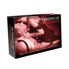 50 Nights of Naughtiness Card Game