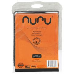 NURU - PVC Bedsheet 180x220cm (For use with NURU Gel or Massage)