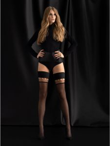 Fiore IDOLE 20 DEN (Size 2) Premium Hold-Up Stockings