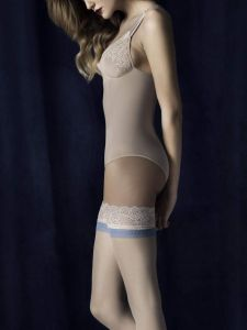 Fiore Innocent 20 den (Size 2) Stay-Up Stockings