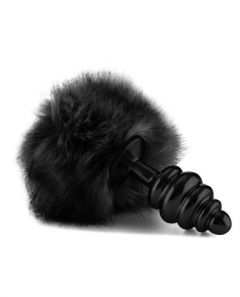 Frisky Bumble Bunny Faux Fur Tail Plug