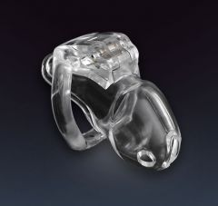 Chastity Device: Swiss Made Holy Trainer v3 Men's (Small) 45mm Wide