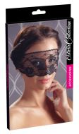 Cottelli Collection - Acute Embroidered Mask
