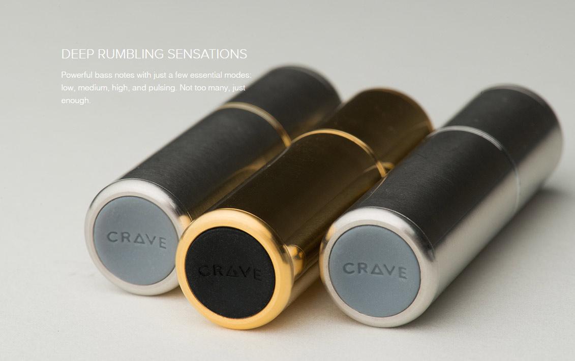 Crave Bullet Vibrator